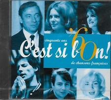 CD album: Compilation: C' Est Si Bon ! '60. Vol.6. Polygram. U