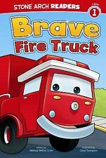 Brave Fire Truck (Stone Arch Readers - Level 1 (Quality)))-ExLibrary