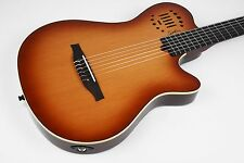 NEW Godin Multiac Grand Concert Duet Ambiance Light Burst w/Gigbag Free Shipping