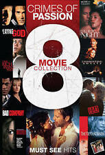 Crimes Of Passion - 8 Movie Collection by David Duchovny, Dennis Quaid, Bruce W
