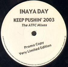 INAYA DAY  - Keep Pushing 2003 - Rise