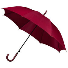 Falconetti Ladies Automatic Walking Umbrella - Maroon
