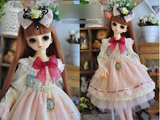 1/3 bjd sd13/SD10 girl doll dress outfits set dollfie luts #SD-133L ship US
