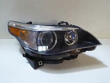 04-07 BMW E60 E61 Xenon HID Headlight RH Right Passenger Side OEM