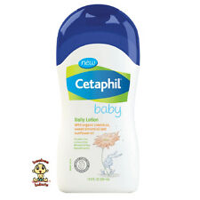 Cetaphil Baby Daily Lotion 13.5 oz (399 ml) with Organic Calendula