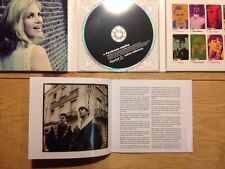 St Etienne Fox Base Alpha DELUXE edition media PROMO Disc Double CD Perfect