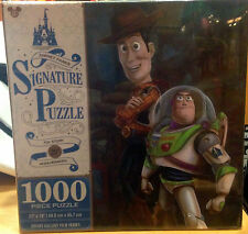 Toy Story Signature Puzzle Buzz Woody 20th Anniv 1000 Piece Disney Parks NEW