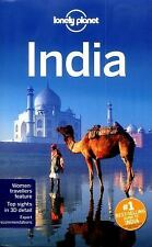 Lonely Planet India (Travel Guide)-ExLibrary