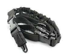 New Version ONE-POINT Rifle Sling / Black (KHM Airsoft)