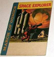 MARCH OF COMICS 202 SPACE EXPLORER F+ GIVEAWAY PROMO PROMOTIONAL RARE FILE COPY
