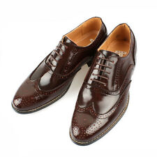 Mooda Mens Leather Wing Tip Shoes Classic Formal Oxfords Dress Shoes Oxford CA