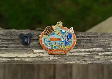 Disneyland Pixar Finding Nemo Turtle Talk Crush Dory Metal Enamel Pin Pinback