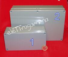 contenitore mobile ABS antiurto x elettronica 160 x 80 x 55 rif 1