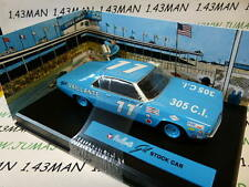 voiture altaya IXO 1/43 diorama BD MICHEL VAILLANT : GIL Stock car n°20