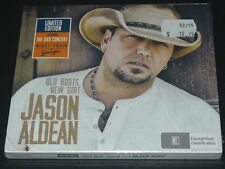 Jason Aldean-Old Boots New Dirt[Limited Edition] CD+DVD(March 3, 2015)
