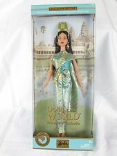 PRINCESS of CAMBODIA Dolls of the World Barbie Doll