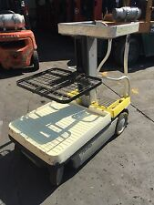 Crown Wave Stock Picker 2.15m Platform Height $6499+ Negotiable Sydney Stock