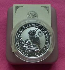 1997  KOOKABURRA 2oz CROWN PRIVY MARK  SILVER PROOF $2 COIN BOX AND COA