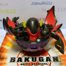 Bakugan Preyas Diablo Black Darkus B2 Bakupearl 480G & cards
