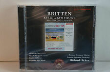 Britten Spring Symphony - Welcome Ode - Psalm 150, London Symphony Orch., CD (9)