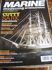 MODEL BOAT MARINE MODELLING JUNE 2008 CUTTY SARK SHOVELNOSE HYDRO PERFECT LADY