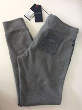 Armani Jeans Jogging Bottoms, XXL, Eu48, Grey sequin Detail, NEW, RRP £150