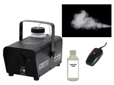 Atmotech VS400 MKII Smoke Fog Mist Machine Remote & Fluid Disco Party DJ *B STOC