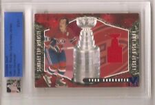 Yvan Cournoyer 2015 ITG Ultimate Vault Jersey 1/1 UM02 Stanley Cup Dynasty