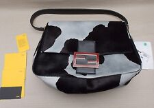 FENDI PONY HAIR BIG MAMMA BAG BN GENUINE £1800+ HANDBAG COW PRINT MAMA SHOULDER