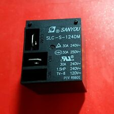 SLC-S-124DM, 24VDC Relay, SANYOU Brand New!!