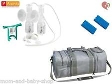 AMEDA ELITE BREAST PUMP SOFT CARRYING BAG WITH DUAL HYGIENIKIT KIT #17154