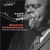 STANLEY TURRENTINE LOOK OUT! RVG EDITION CD NEW