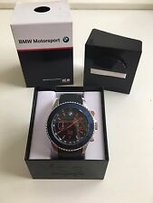 BMW MOTORSPORT Ice Watch Chronograph (STEEL) BLUE