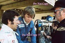 Ronnie Peterson JPS Lotus F1 Portrait Brazilian Grand Prix 1976 Photograph 1