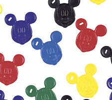 Disney Mickey Mouse Head Balloon Weights Set of (10) for Mylar or Latex