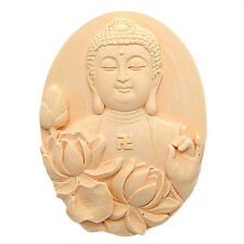 Buddha S308 Silicone Soap mold Craft Molds DIY Handmade soap mould