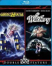 Ghosthouse / Witchery [Blu-ray], New DVDs