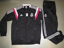 PES Trainingsanzug Real Madrid 14/15 Orig. adidas Gr L neu track suit