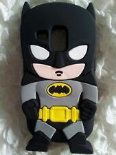 UK-SILICONE CASE BAT1 for SAMSUNG GALAXY S3 MINI