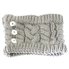 Genuine Snap It Knit Head Band    **We Combine Shipping**