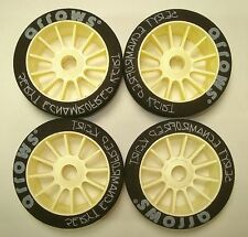 1/10th RC On-Road Arrows Foam Wheels and Tires *Fronts Serpent etc. 30 x 67 mm