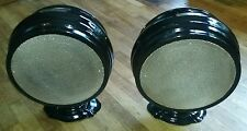 Antique Radio Loud Speakers Pair RCA 1920s Beautifully Restored Model 100