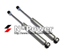 """4X4 SHOCK ABSORBERS PAIR REAR 2"""" LIFTS FOR TOYOTA FJ CRUISER GSJ15 4WD 2011-ON"""