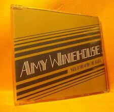 MAXI PROMO Single CD Amy Winehouse You Know I'm No Good 1TR 2006 Soul Jazz RnB