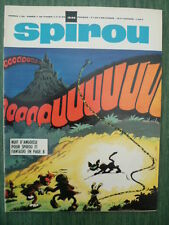 Journal SPIROU n° 1639 (56  pages) du 11 septembre 1969