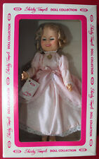 SHIRLEY TEMPLE DOLL FROM IDEAL IN HER BOX.