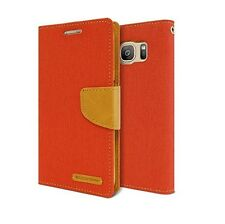 GOOSPERY® Authorized Canvas Strong Magnet Wallet Case cover for iPhone/Galaxy/LG