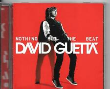 2 CD ALBUM 22 TITRES--DAVID GUETTA--NOTHING BUT THE BEAT - VOCAL + ELECTRONIC