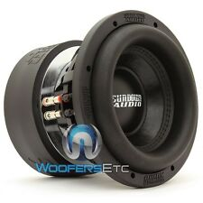 "SUNDOWN AUDIO SA-8 V.3 D2 SUB 8"" 500W DUAL 2-OHM SUBWOOFER LOUD BASS SPEAKER NEW"