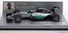 1:43 Minichamps Mercedes AMG W06 Winner GP Japan 2015 Hamilton